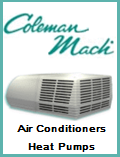 Coleman Mach Air Conditioner and Heat Pumps